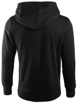 Adidas Essentials Linear Pullover Hoodie Black / White