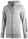 Adidas Essentials Linear Hoodie Grey