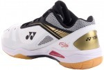 Yonex SBM PC 65 X Wide White Gold buty do squasha