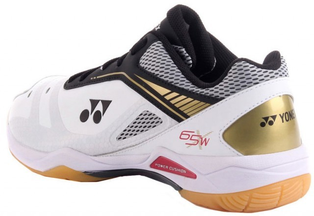 Yonex SBM PC 65 X Wide White Gold