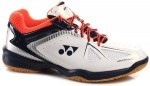 Yonex SHB 35M White/Orange buty do squasha