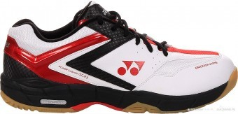 Yonex SHB SC2i Black Red buty do squasha