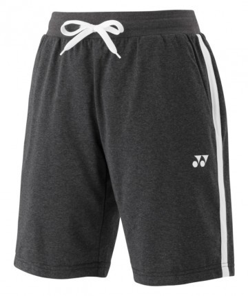 Yonex Sweat Shorts Charcoal