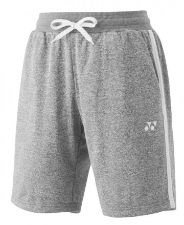 Yonex Sweat Shorts Gray