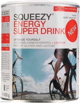 Squeezy Super Energy drink 400g