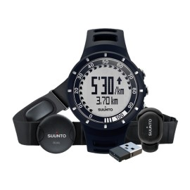 Suunto Quest Black Running Pack + HR pas do mierzenia tętna