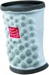 Compressport Sweat Band 3D Dots Bia�a 2szt
