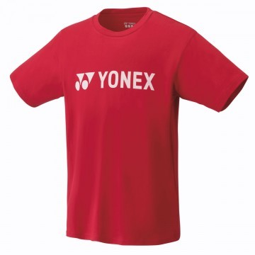 Yonex T-Shirt Mens Dark Red