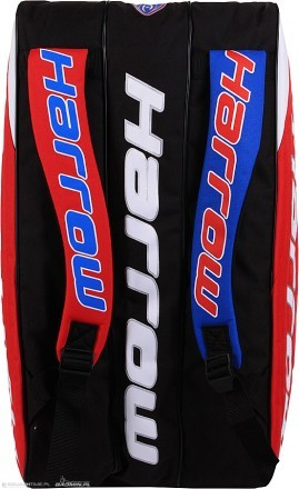 Harrow Pro Shoulder Red/Royal/White