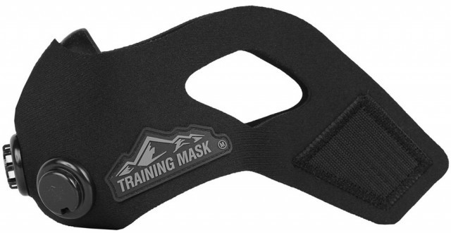 Training Mask 2.0 Black Out