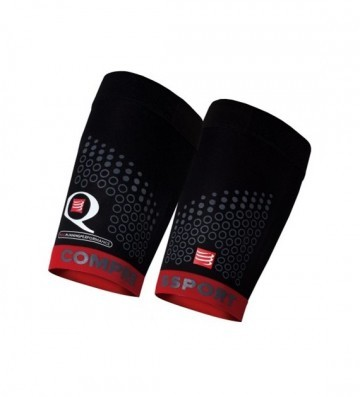Compressport Trail Quad Black Red