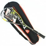 Tecnifibre Carboflex 125 Multiaxial rakieta do squasha