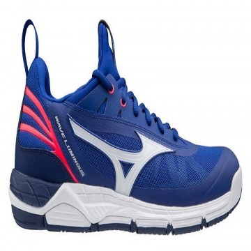 Mizuno Wave Luminous Reflex Blue