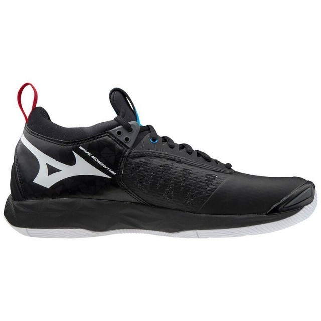 Mizuno Wave Momentum Black / White