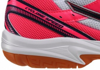 Mizuno Cyclone Speed White buty do squasha damskie