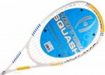 Harrow Vapor WHITE/YELLOW rakieta do squasha
