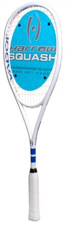 Harrow Vapor Ultralite White Royal Yellow