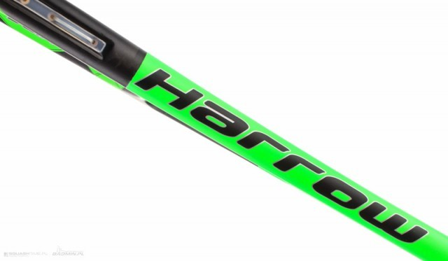 Harrow VIBE Black / Lime