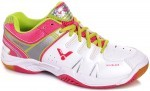 Victor SH-A610L Różowe squash shoes for women