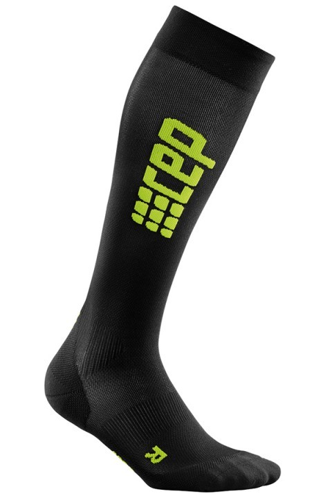 Cep Pro+ Ultrealight Socks Black/Green