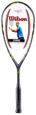 Wilson FORCE 165 SQ RKT 1/2 CVR rakieta do squasha