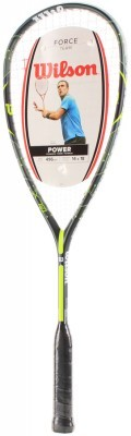 Wilson FORCE TEAM 2016 Black/yellow rakieta do squasha
