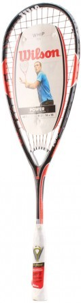 Wilson WHIP 155 SQ Black/Red