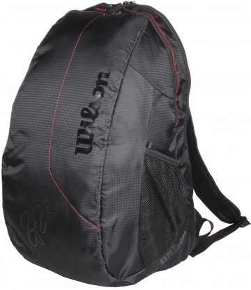 Wilson Fed Team Backpack Black/Red