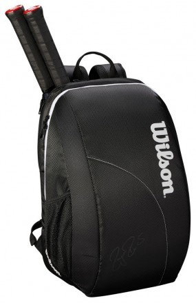 Wilson Fed Team Backpack Black White
