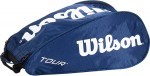 Wilson Tour Shoe Bag II Navy
