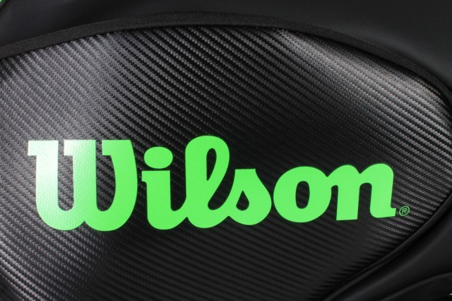 Wilson Vancouver 9 Pack Black/Green
