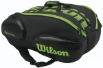 Wilson Vancouver 15 Pack Black Green