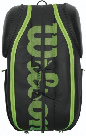 Wilson Vancouver 15R Black / Green