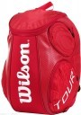 Wilson Tour Molded Large Backpack Red