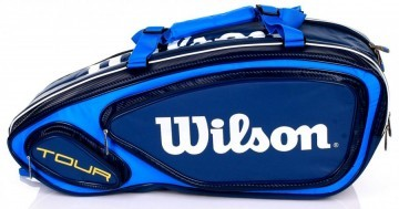 Wilson Tour V 9R Pack Blue