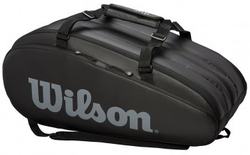 Wilson Tour 3 Compartment 15R Bag Black