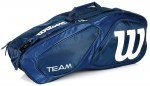 Wilson Team II 6Pack Bag Navy torba do squasha