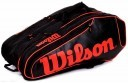 Wilson BURN TEAM 12 PK black