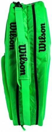 Wilson Team III 6R Bag Green / Black
