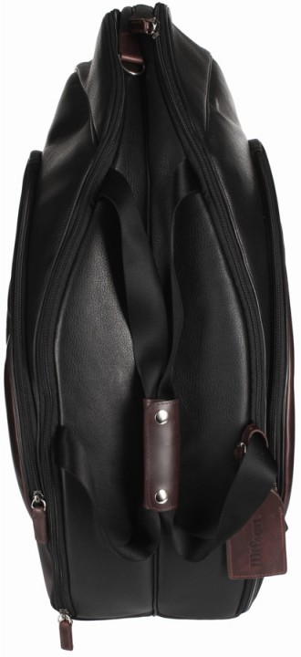 Wilson Leather Bag Black