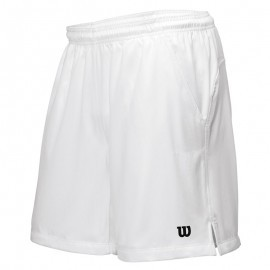Wilson Rush 7 Tennis Woven Short White