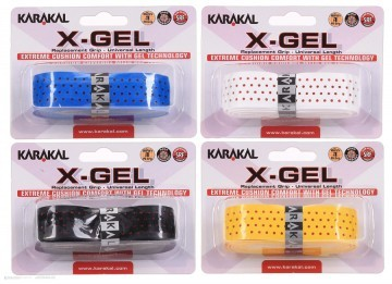 Karakal X-GEL GRIP 1szt.