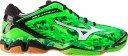 Mizuno Wave Stealth 3 Flash Green