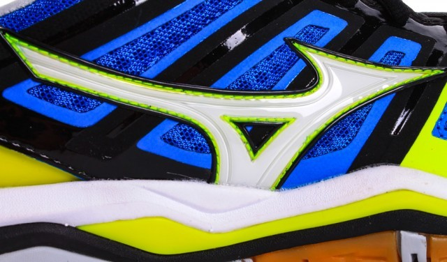 Mizuno Wave Stealth 4 Blue White