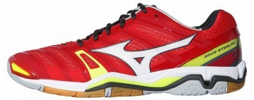 Mizuno Wave Stealth 4 Red White