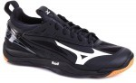 Mizuno Wave Mirage 2 Black White buty do squasha