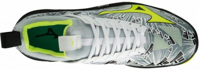 Mizuno Wave Mirage 2.1 White Syel