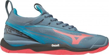 Mizuno Wave Mirage 2.1 Blue Mirage / Fiery Coral / Black