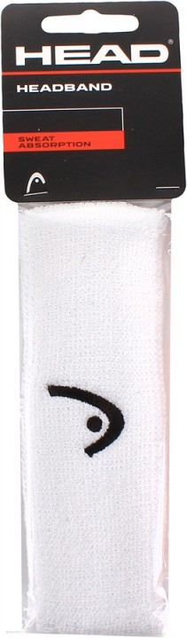 Head Headband White