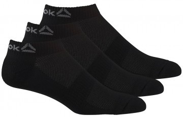 Reebok Sport Essential Inside Sock 3Pack Black